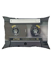 Cassette Tape Phone Case Rectangular Pillowcase thumbnail