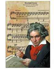 Moonlight Sonata Beethoven  11x17 Poster thumbnail