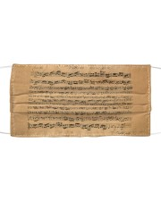 The Brandenburg Concertos Bach Cloth face mask thumbnail