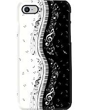 Black White Piano Music Note 2 Phone Case thumbnail