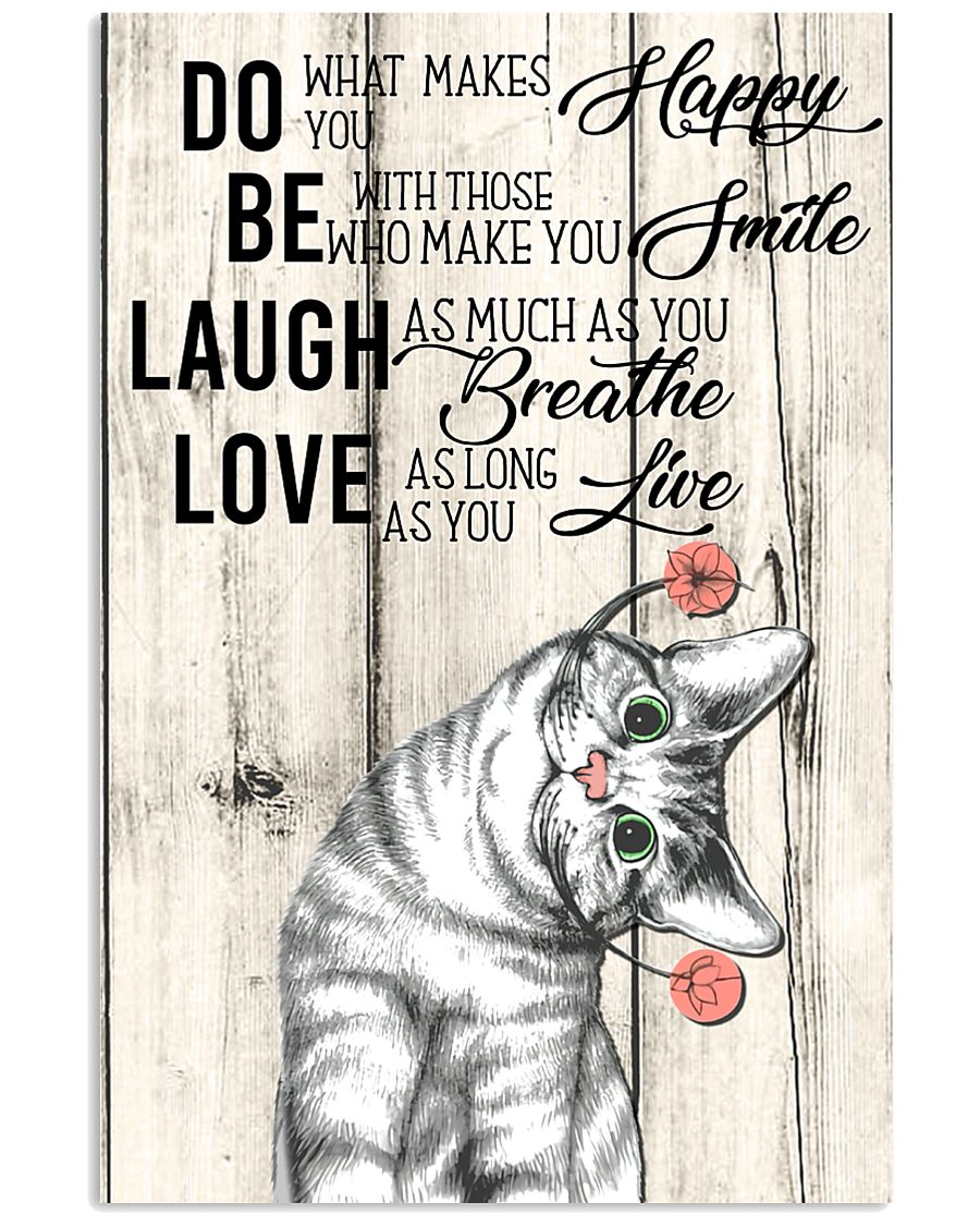 Cats poster 11x17 Poster
