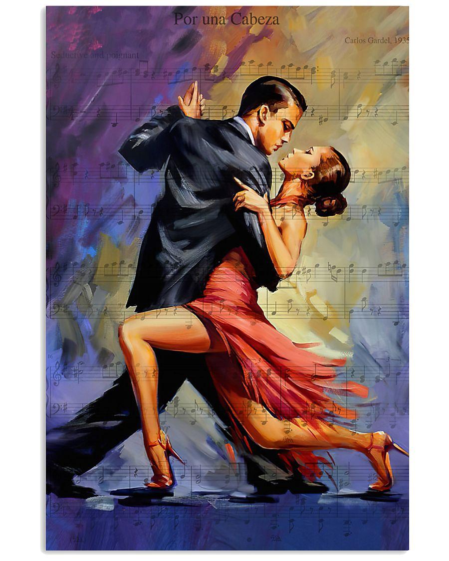 Tango dance 11x17 Poster