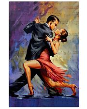 Tango dance 11x17 Poster front