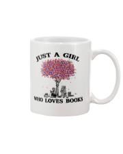 Just A Girl Who Loves Books Read Mug thumbnail