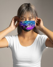 Cat Butterfly mask Cloth face mask aos-face-mask-lifestyle-16