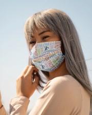 Ballroom Dancing Word Art Cloth face mask aos-face-mask-lifestyle-20