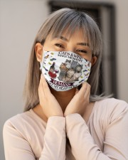 Cats wine make Cloth face mask aos-face-mask-lifestyle-17