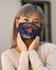 Ballet autumn Cloth face mask aos-face-mask-lifestyle-17