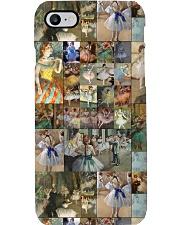 Edgar Degas Ballet blanket Phone Case tile