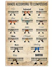 Great Composers Poster 11x17 Poster front