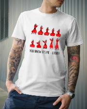 You know its me Cathy Classic T-Shirt lifestyle-mens-crewneck-front-6