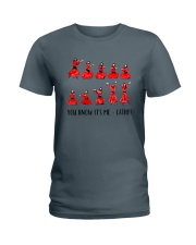 You know its me Cathy Ladies T-Shirt thumbnail