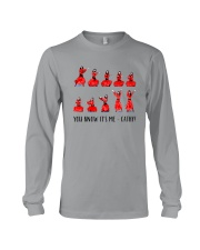 You know its me Cathy Long Sleeve Tee thumbnail