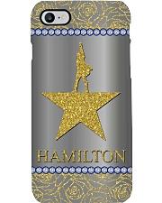 Hamilton phonecase Phone Case i-phone-8-case