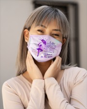 Dance in the rain Cloth face mask aos-face-mask-lifestyle-17