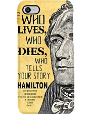 Hamilton 2 poster Phone Case thumbnail