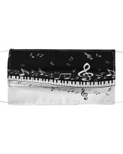 Piano And Music Notes Cloth face mask thumbnail