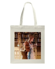 Hermione granger and Belle Tote Bag thumbnail