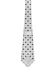 X INK Brand Pattern BLACK Tie back