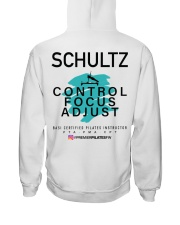 Premier Pilates - April Schultz Hooded Sweatshirt back