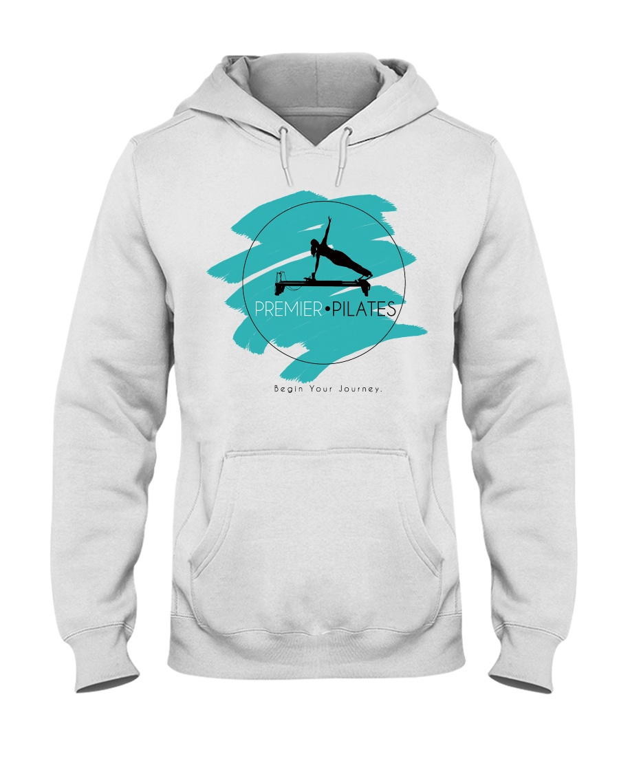 Premier Pilates - April Schultz Hooded Sweatshirt