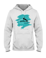 Premier Pilates - April Schultz Hooded Sweatshirt front