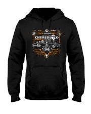 Churubusco Fall Classic Show Shirt Hooded Sweatshirt thumbnail