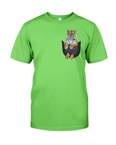 Tiger in Pocket