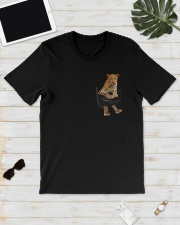 Panther in Pocket Classic T-Shirt lifestyle-mens-crewneck-front-17