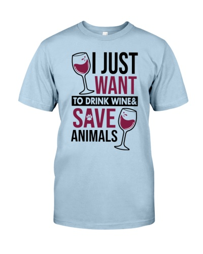 Drink Wine and Save Animals