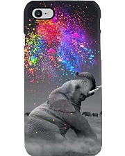 Elephants Splash Phone Case thumbnail