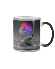 Elephants Splash Color Changing Mug thumbnail