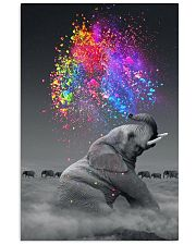 Elephants Splash 11x17 Poster thumbnail