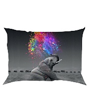 Elephants Splash Rectangular Pillowcase thumbnail