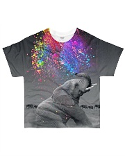 Elephants Splash All-over T-Shirt thumbnail
