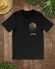 Owl in Pocket Classic T-Shirt lifestyle-mens-crewneck-front-18