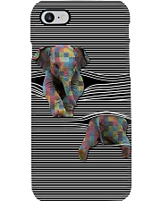Love Elephants Phone Case thumbnail