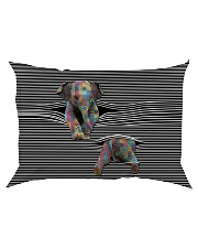 Love Elephants Rectangular Pillowcase thumbnail