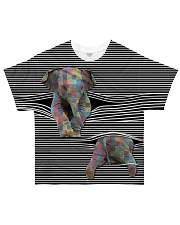Love Elephants All-over T-Shirt front