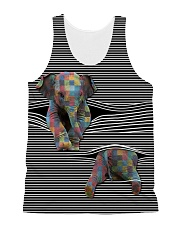 Love Elephants All-over Unisex Tank thumbnail