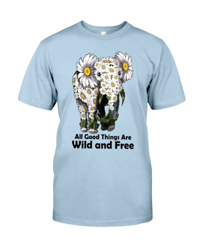 All Good Things Are Wild and Freee