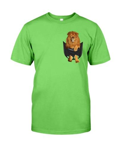 Lion in Pocket