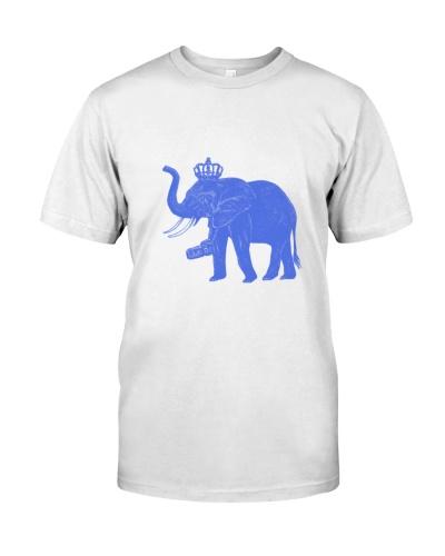 Blue King Elephant