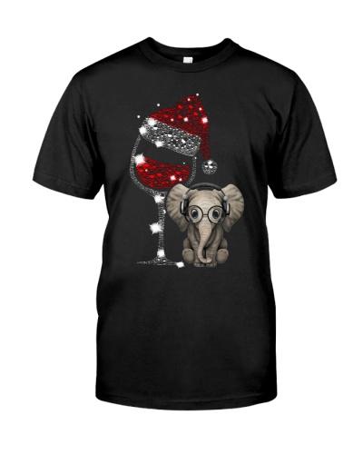 Elephants Xmas