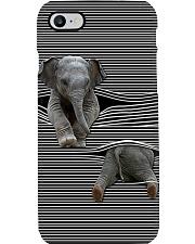Elephants - Printfull Phone Case thumbnail