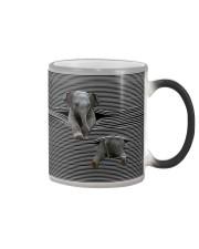 Elephants - Printfull Color Changing Mug thumbnail