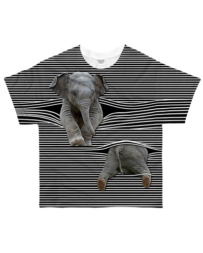Elephants - Printfull