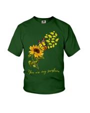 Elephants- You are my sunshine Youth T-Shirt thumbnail