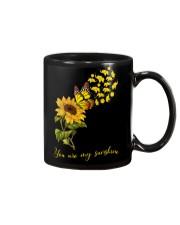 Elephants- You are my sunshine Mug thumbnail