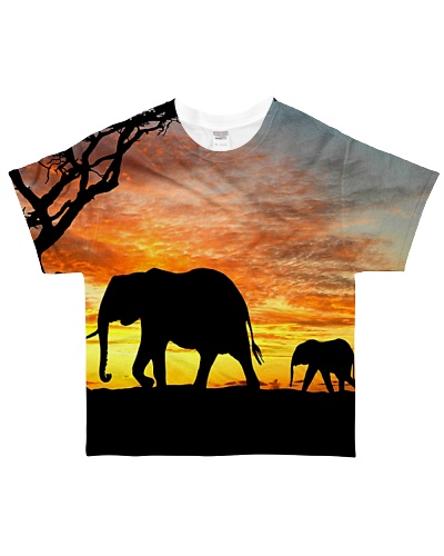 Love Elephants - Printfull